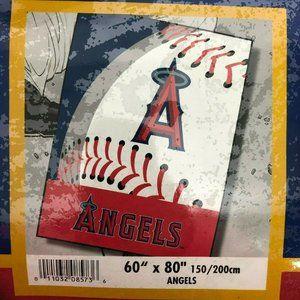 Biederlack Angels Raschel Knit Blanket
